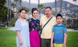 Ở tuổi 39, Mai Thu Huyền ăn diện trẻ trung không thua kém con gái khi tới Mỹ du lịch
