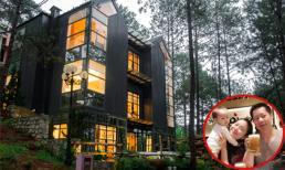 Không gian bên trong biệt thự 25 tỉ của vợ chồng Phan Như Thảo ở Đà Lạt sau khi hoàn thiện