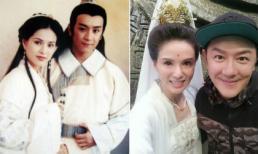 Lý Nhược Đồng tái hợp Trần Hạo Dân sau 21 năm đóng chung 'Thiên long bát bộ'