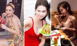 Đi ăn uống ở nhà hàng, các mỹ nhân Việt cũng phải hở bạo thế này mới chịu!