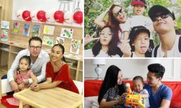 Sao Việt hạnh phúc nói lời yêu thương trong ngày Gia đình Việt Nam