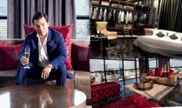 Căn hộ xa hoa hơn 200 tỷ của diễn viên Trần Bảo Sơn