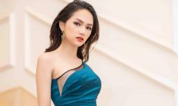 Đến show thời trang nhưng phút chót Hương Giang lại không xuất hiện ở vị trí vedette cùng Phạm Hương