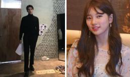 Động thái đầu tiên của 'ông chú' Lee Dong Wook sau khi tuyên bố chia tay Suzy