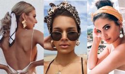 Làm sao để sở hữu kiểu tóc đẹp và hớp hồn phái mạnh mùa đi biển?