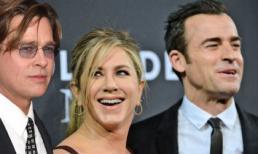 Chưa cần tái hợp Brad Pitt, Jennifer Aniston đã một lúc quyến rũ được 2 người đàn ông