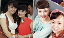 Nhan sắc trẻ trung của chị gái danh hài Vân Dung - người từng lọt Top 10 Hoa hậu Việt Nam