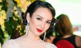 Hoa hậu Ngọc Diễm bất ngờ viết tâm thư xúc động cho người yêu khi đi công tác xa