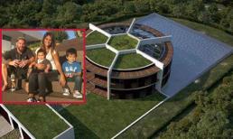 Đột nhập biệt thự triệu euro 1200 m2 của Messi giống hệt sân bóng