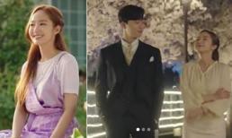 'Thư ký Kim' Park Min Young liên tục gây bất ngờ với loạt đồ hiệu xinh và sang chảnh
