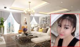 Phi Thanh Vân livestream khoe không gian sống lộng lẫy, xa hoa trong căn hộ trị giá gần 10 tỷ
