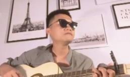 'Mr Cần Trô' Xuân Nghị vừa chơi guitar vừa hát cực chất