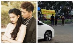 Hot: Vừa tuyên bố ly hôn, Tim và Trương Quỳnh Anh vẫn tình tứ dẫn con trai đi chơi