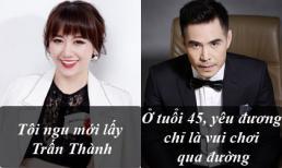 Phát ngôn 'giật tanh tách' của sao Việt tuần qua (P193)