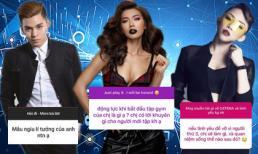 Đua nhau thực hiện trào lưu 'Question' trên Instagram: Sao Việt nào có màn đối đáp với fan ấn tượng nhất?
