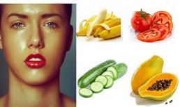 Nếu bạn là người có làn da dầu, đầy mụn, dùng mỹ phẩm gì cũng dị ứng thì không thể bỏ qua những mặt nạ tự nhiên này
