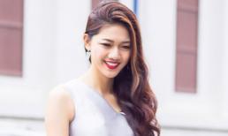 Á hậu Thanh Tú sẽ đại diện Việt Nam tham dự đấu trường Miss International 2018?