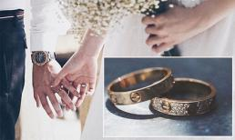 Một ngày trước đám cưới, Tú Anh khoe cặp nhẫn đính kim cương trị giá 200 triệu