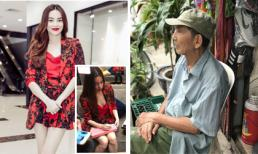 Tin sao Việt 24/7/2018: Hà Hồ bị soi ảnh trước - sau photoshop khiến fans giật mình, NSƯT Trần Hạnh bán mũ bảo hiểm mưu sinh ở tuổi 89