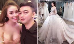 Sao nhí một thời Hà Duy dẫn hôn thê xinh đẹp đi thử váy cưới trị giá cả trăm triệu đồng