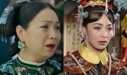 Hoàng hậu độc ác của 'Hoàn Châu Cách Cách' năm nào giờ lại đóng vai phụ trong phim hot 'Diên Hi Công Lược'