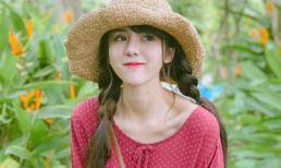 Nữ sinh trường Báo gây sốt với gương mặt đẹp như gái Thái