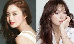 Vượt mặt Song Hye Kyo về khoản 'đẹp' nhưng Kim Tae Hee lại bị cư dân mạng xét nét vì điều này