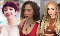 Bộ sưu tập tóc cực chất của ca sĩ Tóc Tiên: Vừa hợp mốt, lại trẻ trung năng động