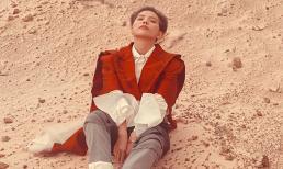 Vũ Cát Tường hóa thân thành hoàng tử bé cô đơn giữa sa mạc