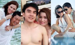 """Nữ đại gia """"chống lưng"""" mỹ nam Việt: Người tặng chồng 5 tỷ, người sở hữu tập đoàn"""