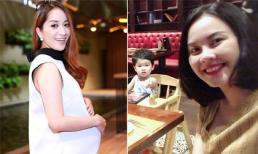 Hoa hậu thân thiện Đậu Hồng Phúc không đồng tình với chia sẻ cho con nhỏ dưới 6 tháng uống nước của Khánh Thi