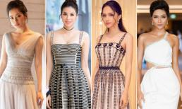 Ai xứng danh 'Nữ hoàng thảm đỏ' showbiz Việt tuần qua? (P93)