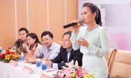Vợ chồng ca sĩ Cẩm Ly bất ngờ xuất hiện tại vòng sơ khảo tài năng của thí sinh Hoa hậu Việt Nam 2018