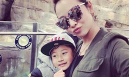 Đây là lí do giúp Hoa hậu Jennifer Phạm thực hiện được lời hứa đón con trai về sống chung sau bao năm