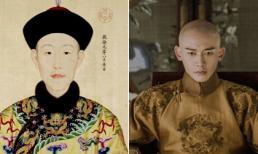 Bất ngờ trước hình ảnh đời thực của Hoàng thượng cùng dàn hậu cung trong Diên Hi Công Lược