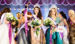 Phan Thị Mơ xuất sắc đăng quang Hoa hậu đại sứ du lịch thế giới 2018 sau nhiều lần 'lận đận'