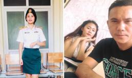 1 năm sau khi trượt đại học, nay Tú Dưa đã tự hào vì con gái trở thành tân sinh viên trường Nghệ Thuật Quân Đội