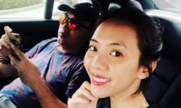 Sau tin đồn lộ clip cãi vã vì người thứ ba, Tiến Luật công khai tỏ tình với Thu Trang: 'Mãi yêu em'