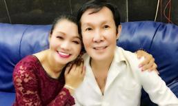 'Ông hoàng cải lương Hồ Quảng' Vũ Linh xuất hiện trẻ trung bên 'người tình sân khấu' Ngọc Huyền