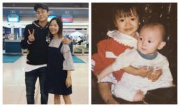 Rocker Nguyễn lần đầu chia sẻ loạt ảnh thuở nhỏ cùng chị gái