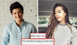 Huỳnh Anh phản ứng ra sao khi lần đầu đăng ảnh bạn gái lên facebook đã bị chê thậm tệ?