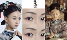 Xem Diên Hi công lược để thấy phi tần ngày xưa vẽ lông mày khắc phục nhược điểm đôi mắt như thế nào