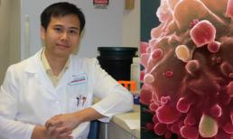 Bí quyết chặn đứng ung thư không tốn 1 xu của vị Tiến sĩ người Việt 4 lần được vinh danh tại Mỹ