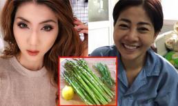 Ngọc Quyên chia sẻ bài thuốc: Chữa bệnh ung thư bằng măng tây để giúp diễn viên Mai Phương