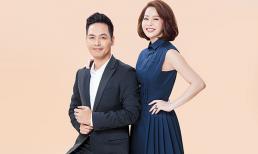 MC Phan Anh sánh đôi hoa hậu Hải Dương lịch lãm trong bộ ảnh mới