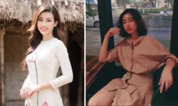 Gần hết nhiệm kì Hoa hậu Việt Nam, Đỗ Mỹ Linh bất ngờ xuống tóc