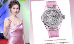 Ngọc Trinh tậu thêm đồng hồ 'độc' 1,4 tỷ, trên thế giới chỉ có 200 chiếc