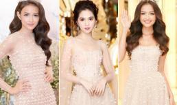 Ai xứng danh 'Nữ hoàng thảm đỏ' showbiz Việt tuần qua? (P96)