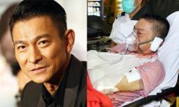 Một fan bị chém rách tay và tai khi xếp hàng mua vé concert Lưu Đức Hoa