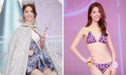 Tân Hoa hậu Hong Kong 2018 bị chê ngực lép